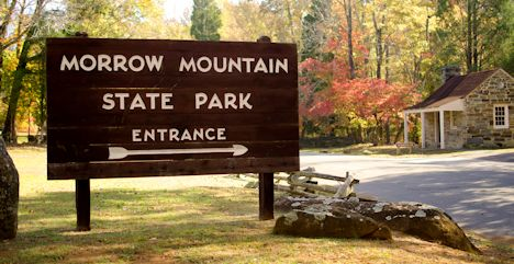 Morrow Mountain